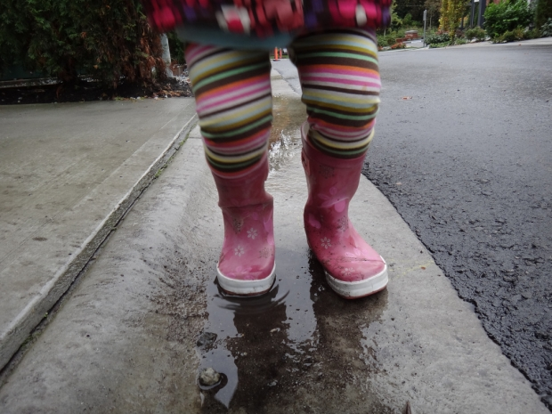 Rubber Boots 2