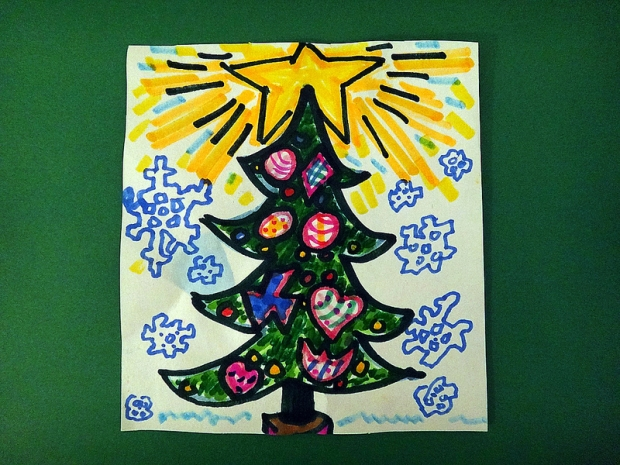 Christmas Tree / 1