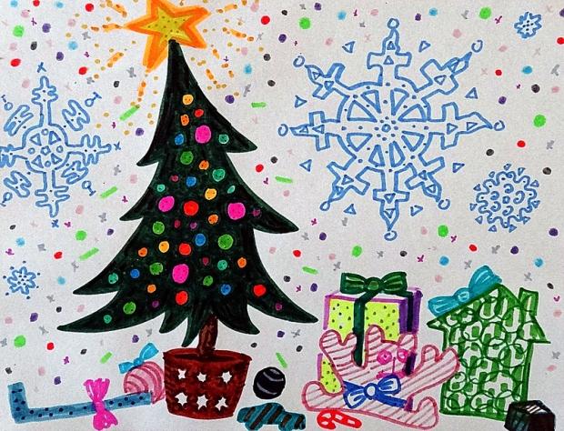 Christmas Tree / 3