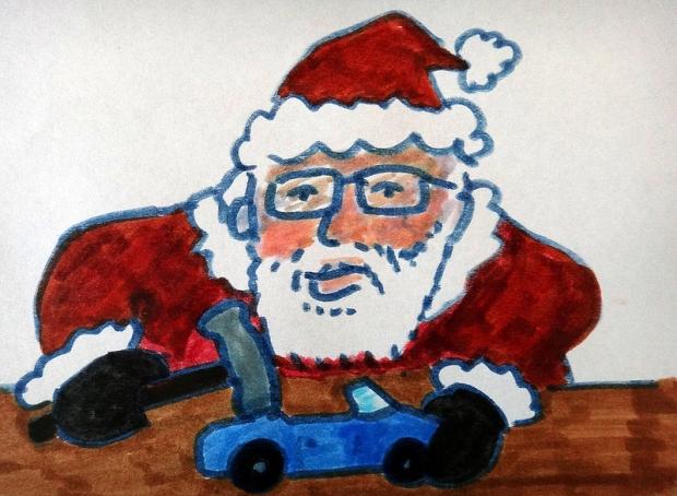 Santa' s Final Inspection / 2