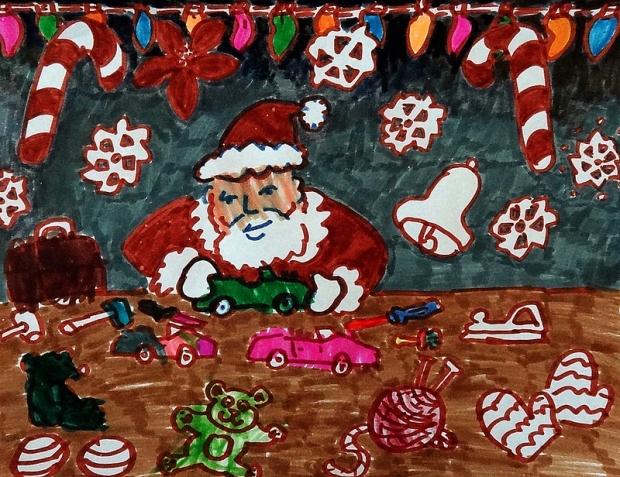 Santa' s Final Inspection / 1