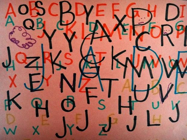 Letters Schmetters