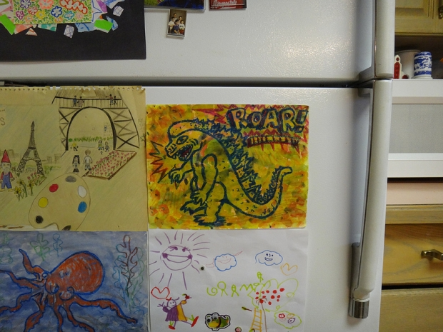 Fridge Art Gallery