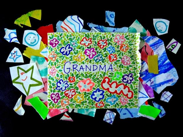 Visiting Grandma's Home