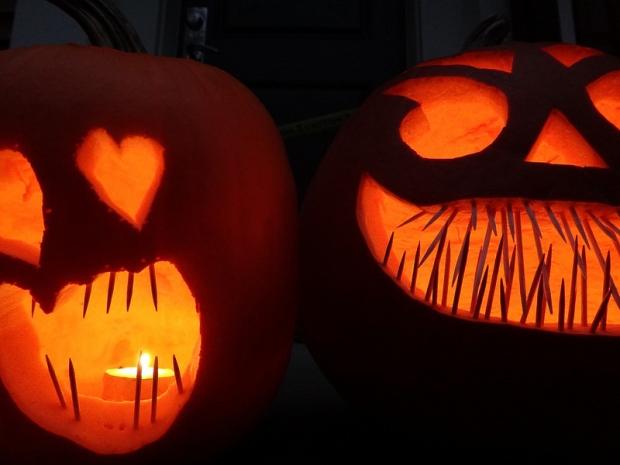 Halloween Pumpkins / 1