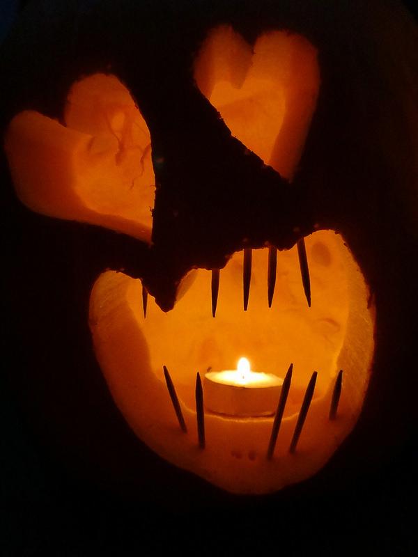 Halloween Pumpkin / 2