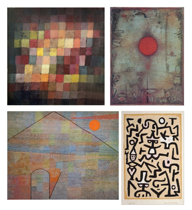Paul Klee / Inspiration