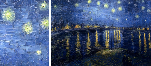 Starry Night Influence